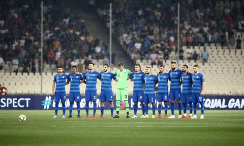Ελλάδα - Αρμενία LIVE: Λεπτό προς λεπτό η «μάχη» της Εθνικής ομάδας