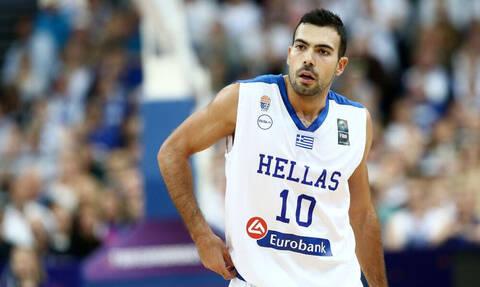 Θλίψη στο ελληνικό μπάσκετ - Πέθανε ο πατέρας του Κώστα Σλούκα