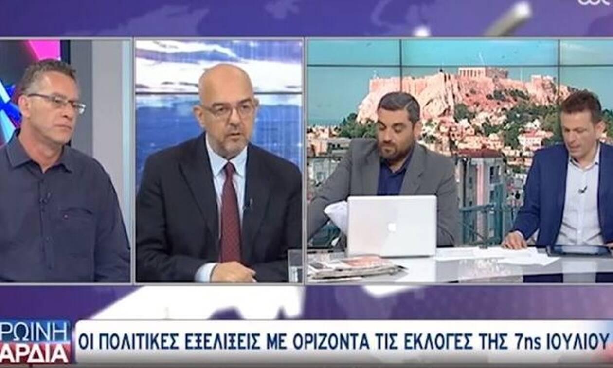 Καβγάς Παπαδημητρίου – Αρβανίτη: Δεν κάνουμε σεξ, τι να ολοκληρώσει;