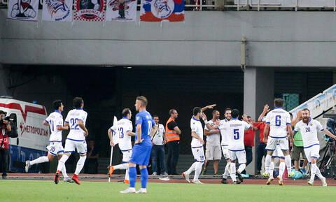 Ελλάδα – Αρμενία 2-3: Ντροπιαστική ήττα στο ΟΑΚΑ