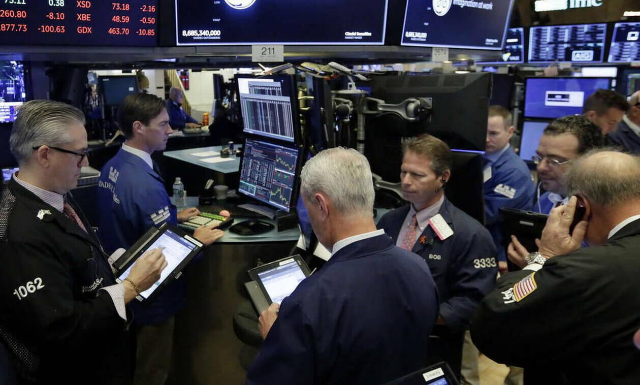 Τέλος το ανοδικό σερί στη Wall Street - Μικρές μεταβολές στο πετρέλαιο
