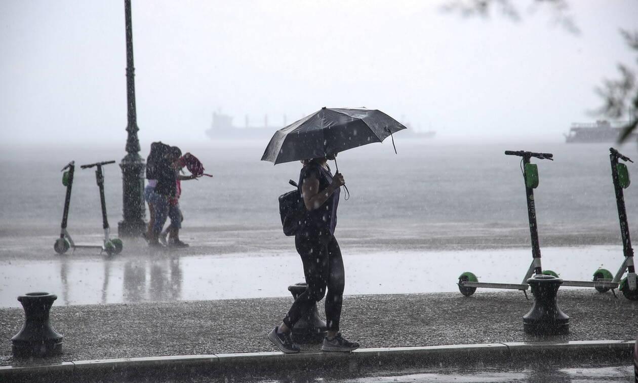 Καιρός: Με ζέστη και νέες καταιγίδες η Τετάρτη - Πότε θα είναι έντονα τα φαινόμενα (pics)