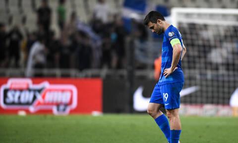 Δεν έχει τέλος ο εφιάλτης για την Εθνική Ελλάδος: Ηττήθηκε με 3 - 2 από την Αρμενία