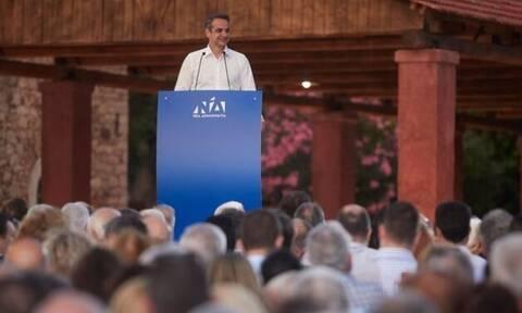 Мицотакис: Греции нужна стабильность и реформы