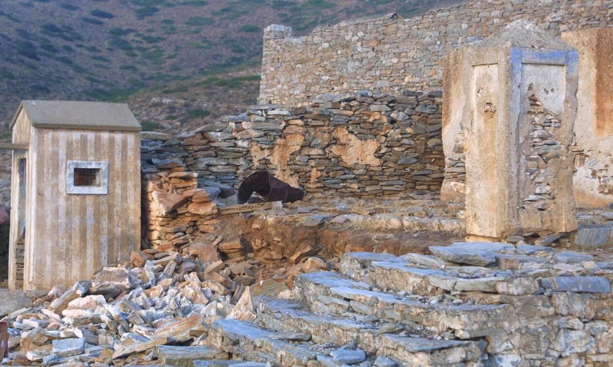 Μακρόνησος: Μπουλντόζα για 22 αυθαίρετα – Η απόφαση του υπουργείου