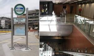 Έπος! Επιχειρηματίας… πουλάει εισιτήρια για το Μετρό της Θεσσαλονίκης! (pics+vid)