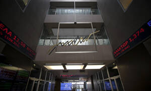 Athens Stock Exchange opening: Decline