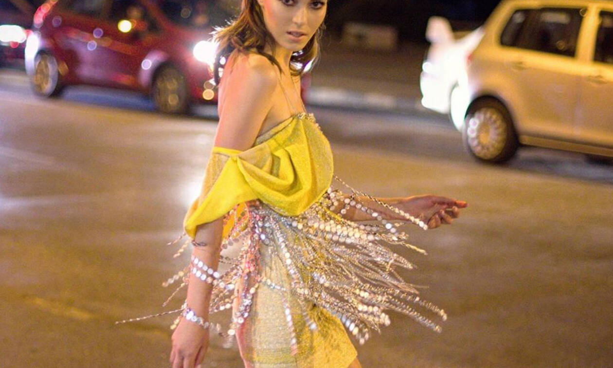 Εβελίνα Σκίτσκο-GNTM: Η σέξι φωτογραφία με μαγιό και το «κορμί» της
