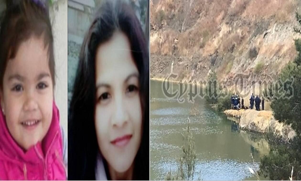 Serial killer στην Κύπρο:  Εντοπίστηκε στη λίμνη Μεμί η σορός της 6χρονης Sierra