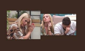 Power Of Love: Η οργή του Παύλου, τα βρισίδια και η αποχώρηση της Μπακοδήμου από το σπίτι (Video)