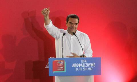 Αυτοί είναι οι υποψήφιοι του ΣΥΡΙΖΑ σε Αττική και Θεσσαλονίκη