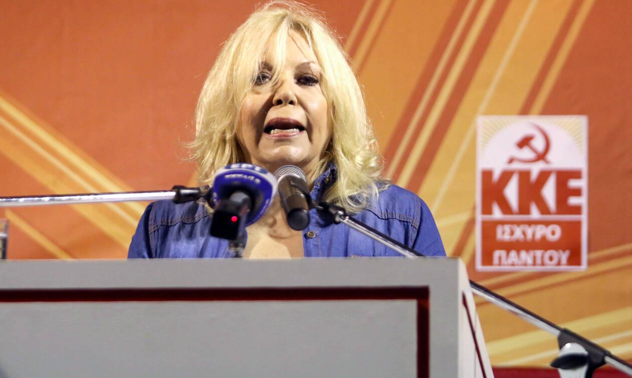 ΚΚΕ: Εκλέχθηκε ευρωβουλευτής αλλά παραιτείται η Σεμίνα Διγενή