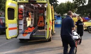 Πανικός στη Λάρισα: Παιδάκι σωριάστηκε ξαφνικά στο έδαφος