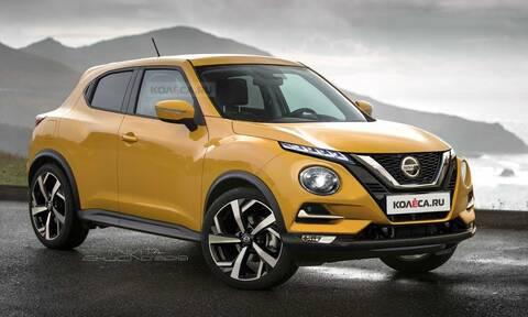 Η νέα γενιά του ιδιαίτερου Nissan Juke βρίσκεται προ των πυλών