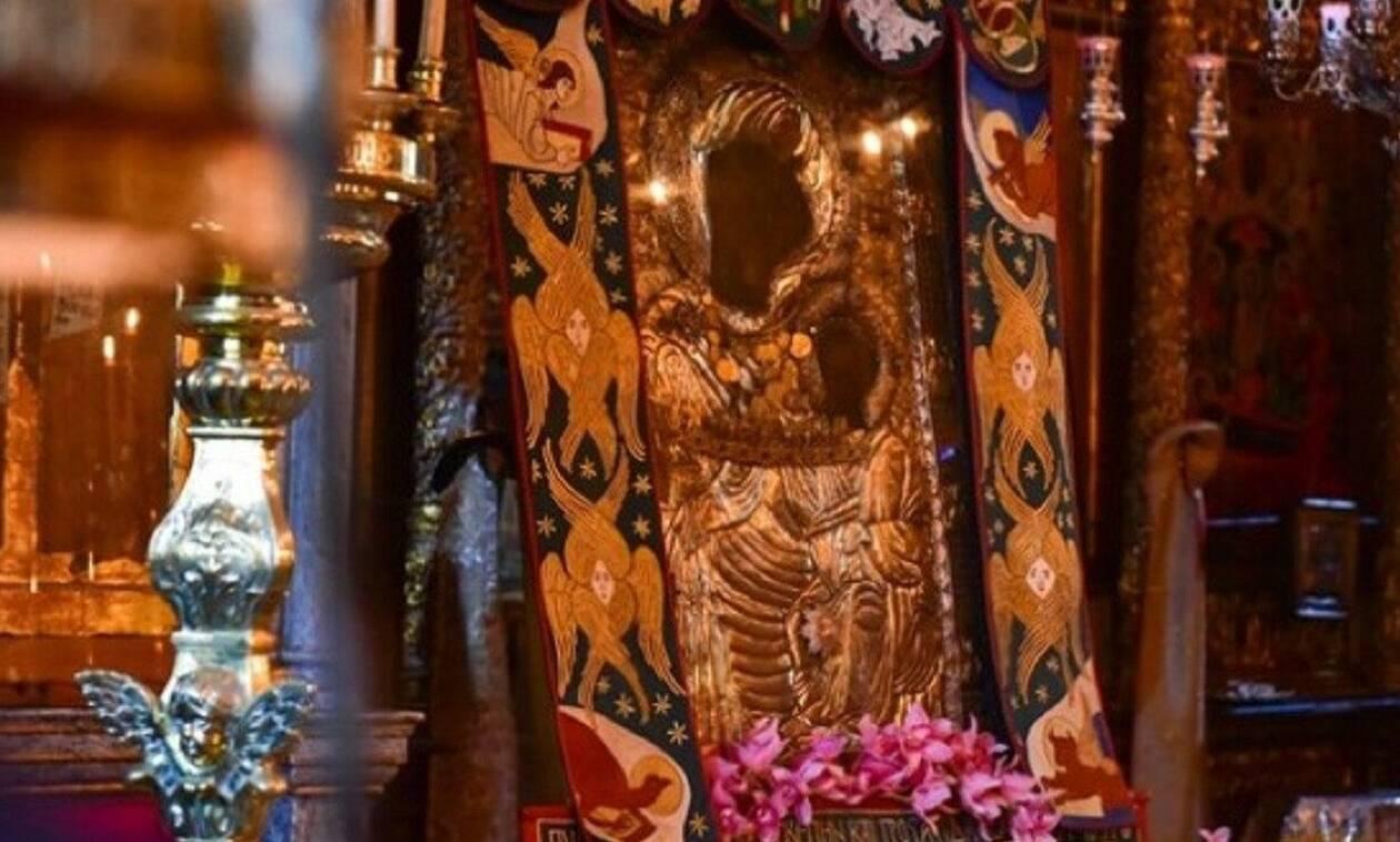 Συναγερμός στο Άγιον Όρος - Έκλεψαν τα τάματα της «Παναγίας Πορταΐτισσας»