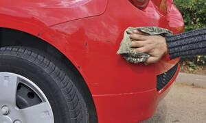 Τρομερό κόλπο: Έτσι θα αφαιρέσεις την γρατζουνιά από το αυτοκίνητό σου δωρεάν! (pics)