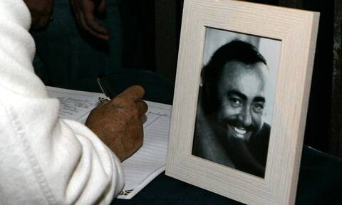 Στην κυκλοφορία το soundtrack του ντοκιμαντέρ για τον Pavarotti