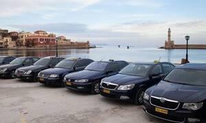 Στέλνουμε τα φιλιά μας στους ταξιτζήδες των Χανίων για τη φανταστική τους πρωτοβουλία!