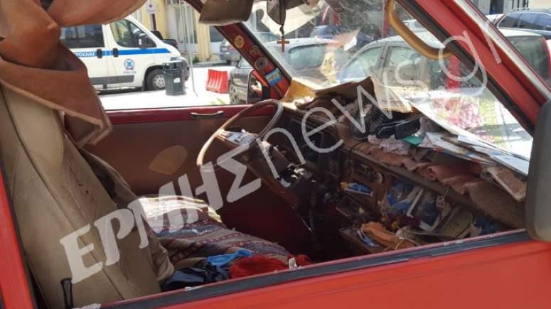 Ο συνταξιούχος ταχυδρομικός βρέθηκε νεκρός από πυροβολισμούς μέσα στο αυτοκίνητό του