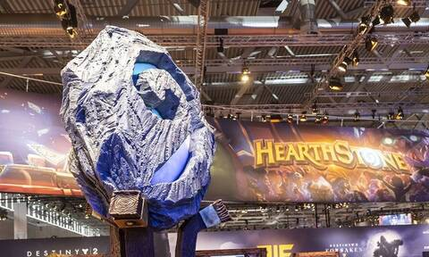 "Το κορυφαίο gaming event ""Hearthstone - Masters Tours Las Vegas"" παίζει στο Stoiximan.gr"