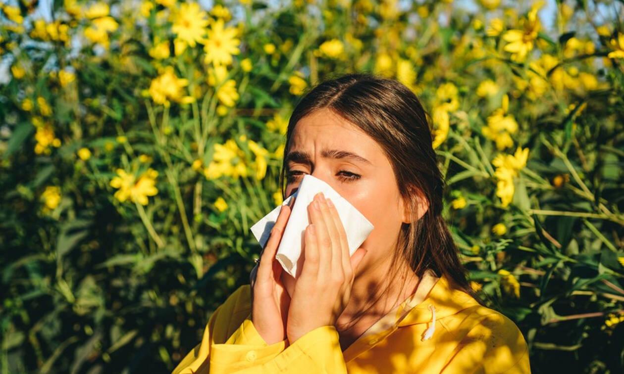 Αλλεργίες: Πώς θα τις αντιμετωπίσετε φυσικά (εικόνες)