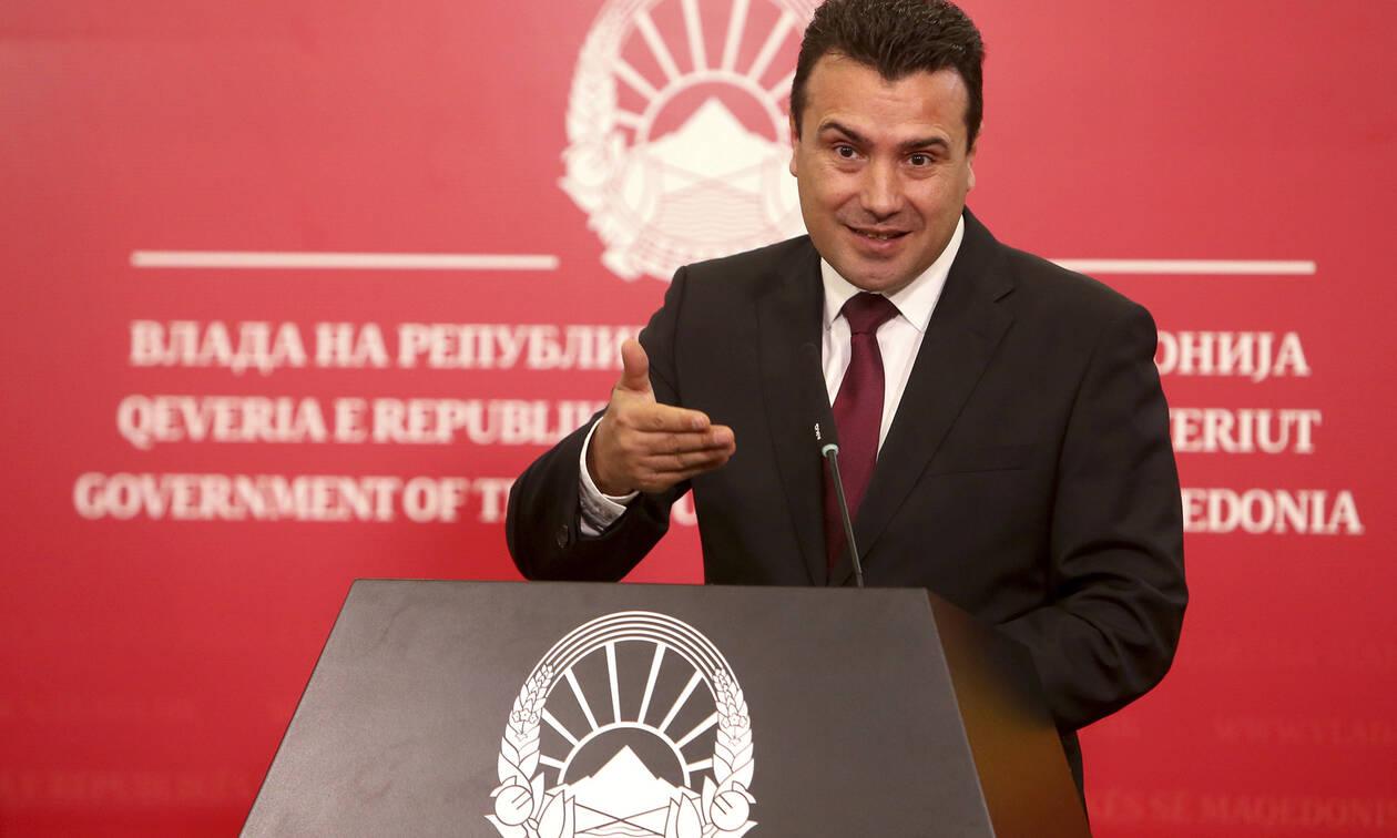 Ζάεφ σε Μητσοτάκη: Δεν συμφέρει κανέναν να ανοίξουν λυμένα ζητήματα