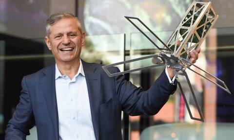 Ένας Σπαρτιάτης στην ηγεσία της Διαστημικής Βιομηχανίας της Αυστραλίας
