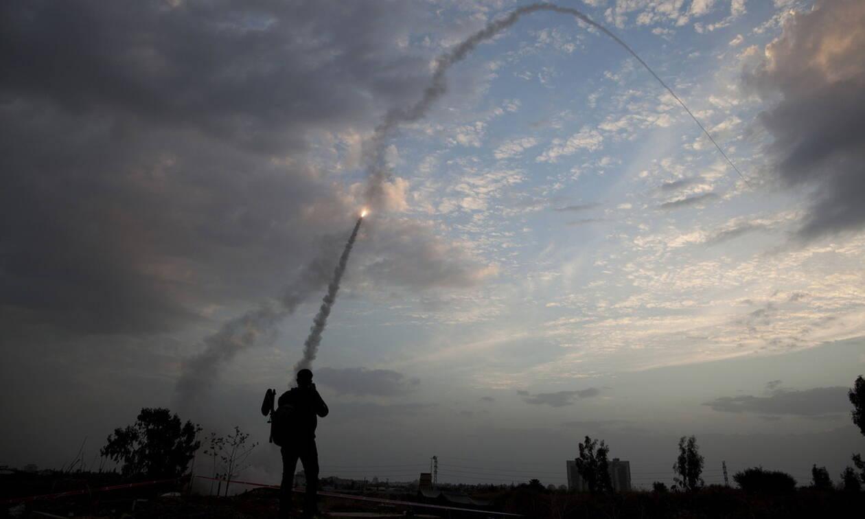 Ισραήλ: Ρουκέτα έπληξε κτήριο στην πόλη Σντερότ