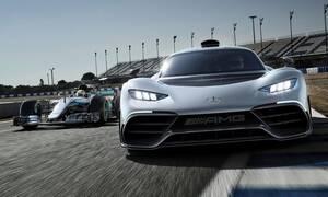 Είστε από αυτούς που ήθελαν αλλά δεν θα πάρουν το Mercedes-AMG One;