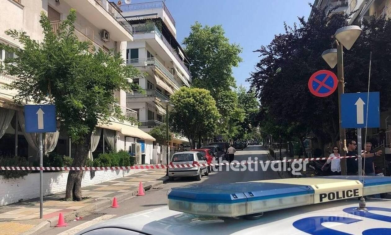 Άγριο φονικό στην Καλαμαριά: Συνελήφθη 31χρονος – Τα σενάρια που εξετάζει η ΕΛ.ΑΣ. (pics+vid)