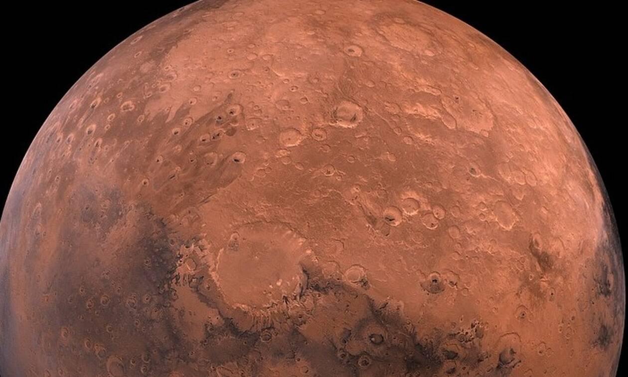 Το… μυστηριώδες σύμβολο στην «Ελλάδα» του Άρη που προβληματίζει