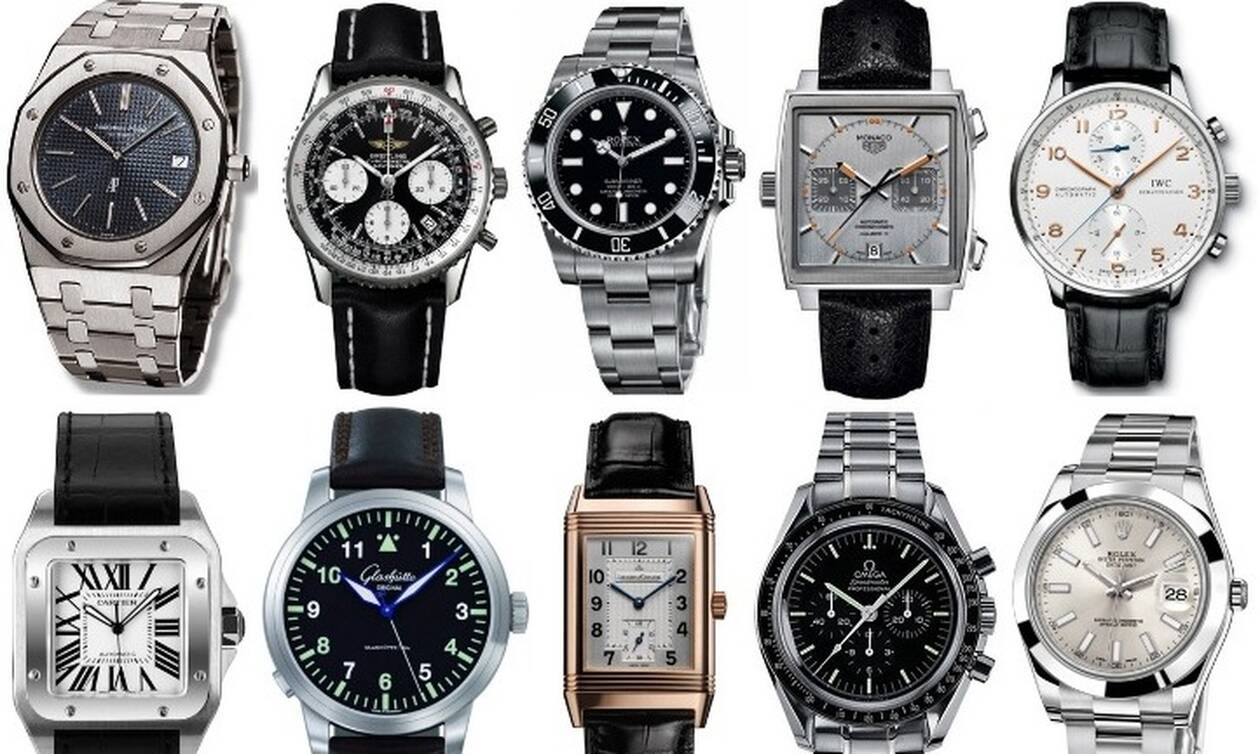 Εσείς ξέρετε γιατί στις διαφημίσεις τα ρολόγια δείχνουν όλα την ίδια ώρα; (pics)