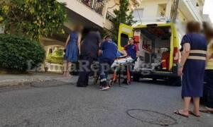Λαμία: 19χρονη έπεσε σε φρεάτιο ασανσέρ
