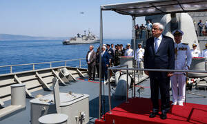Pavlopoulos: The basis of good neighbourly relations is respect of international and European law