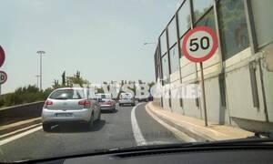Απεργία ΜΜΜ: Χάος στους δρόμους της Αττικής - Πού εντοπίζονται προβλήματα
