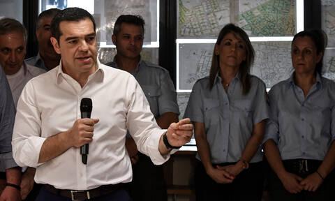 Τσίπρας: Πρέπει να αφήσουμε πίσω μας την Ελλάδα της ασυδοσίας και της παραβατικότητας