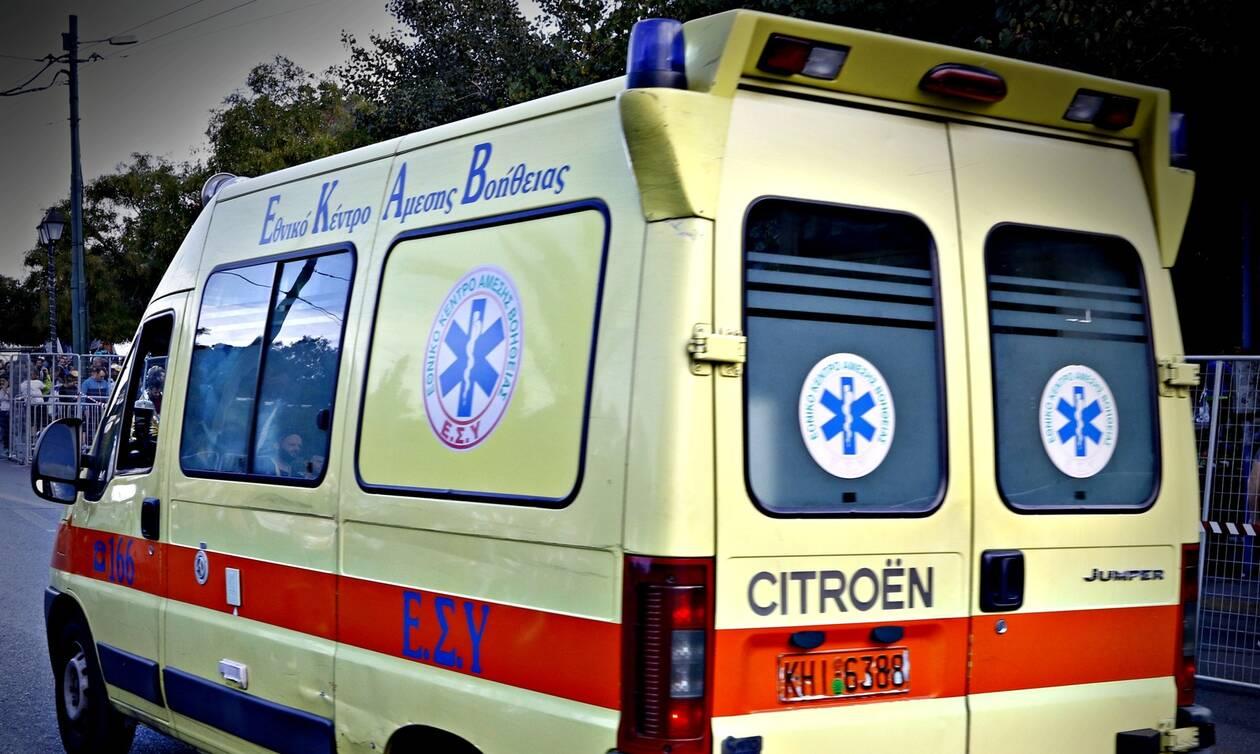 Σοκ στο Ηράκλειο: Άνδρας έπεσε στο κενό - Ατύχημα στο Εργοστάσιο Ανακύκλωσης