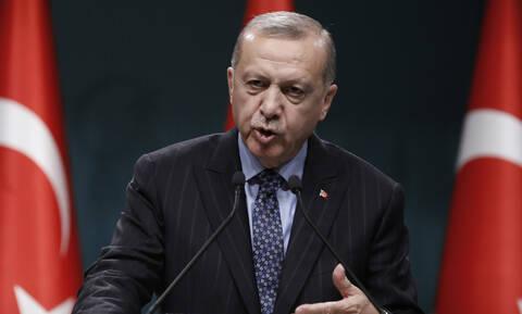 Δήλωση σοκ από Ερντογάν για την Κύπρο: «Δεν χρειαζόμαστε άδεια από κανέναν»