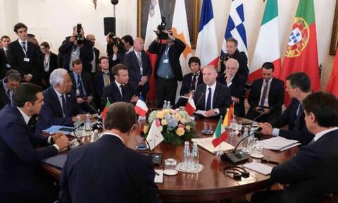 Τσίπρας: Θα ληφθούν μέτρα κατά της Τουρκίας αν συνεχίσει την δραστηριότητα στην Αν. Μεσόγειο