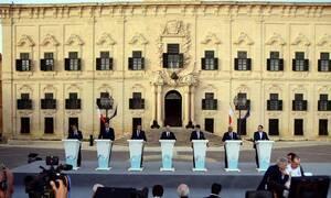 Σύνοδος χωρών του Νότου προς Τουρκία: Σταματήστε τις παράνομες δραστηριότητες στην κυπριακή ΑΟΖ