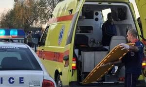Ρέθυμνο: Τροχαίο με δύο τραυματίες - Εγκλωβίστηκε στα συντρίμμια