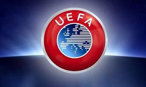 Μια... κυρία 65 ετών - Αυτή είναι η UEFA