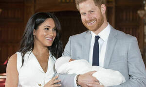 Μια νέα προσθήκη στην οικογένειά τους έκαναν ο πρίγκιπας Harry και η Meghan Markle