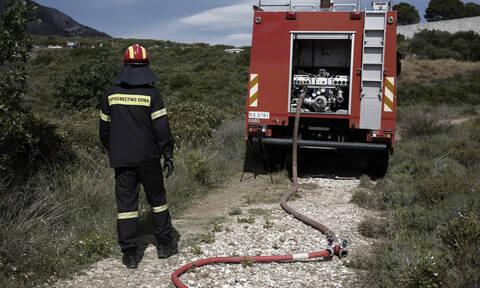 Προσοχή! Αυτές οι περιοχές κινδυνεύουν αύριο Κυριακή με εκδήλωση πυρκαγιάς