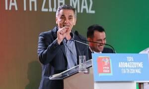 Τσακαλώτος: Αναστρέψιμο το αποτέλεσμα των ευρωεκλογών