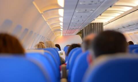 Κακός χαμός σε πτήση: Ούρλιαζαν οι επιβάτες - Επέστρεψε το αεροσκάφος (pics)