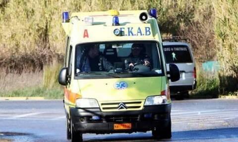 Τραγωδία στην Εθνική Αθηνών – Θεσσαλονίκης: Ένας νεκρός από σφοδρή σύγκρουση οχημάτων