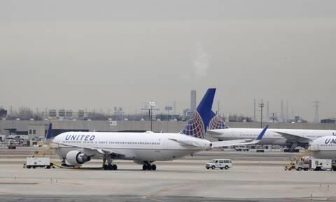 ΗΠΑ: Έκλεισε το αεροδρόμιο του Νιούαρκ - Αεροσκάφος βγήκε εκτός διαδρόμου (vid)