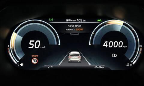 Ψηφιακό πίνακα οργάνων θα διαθέτει το νέο Kia XCeed