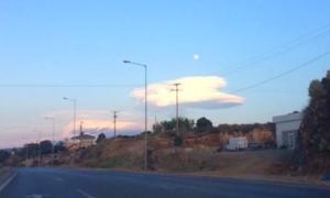 Το παράξενο σύννεφο που ξετρέλανε τους Κρητικούς!